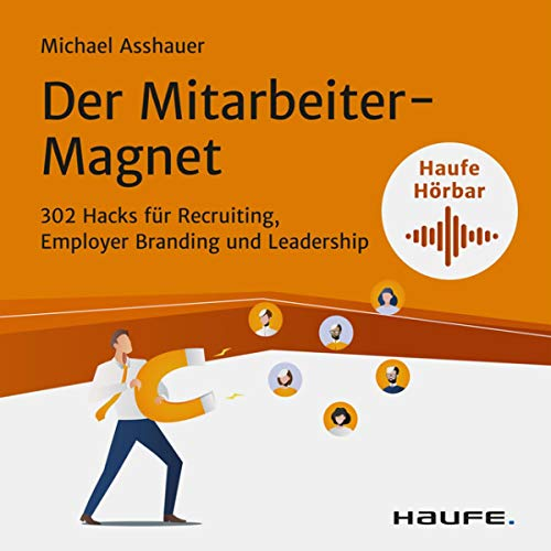 Der Mitarbeiter-Magnet Titelbild