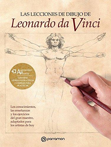 Las lecciones de dibujo de Leonardo Da Vinci (Tratados de Dibujo y Pintura)