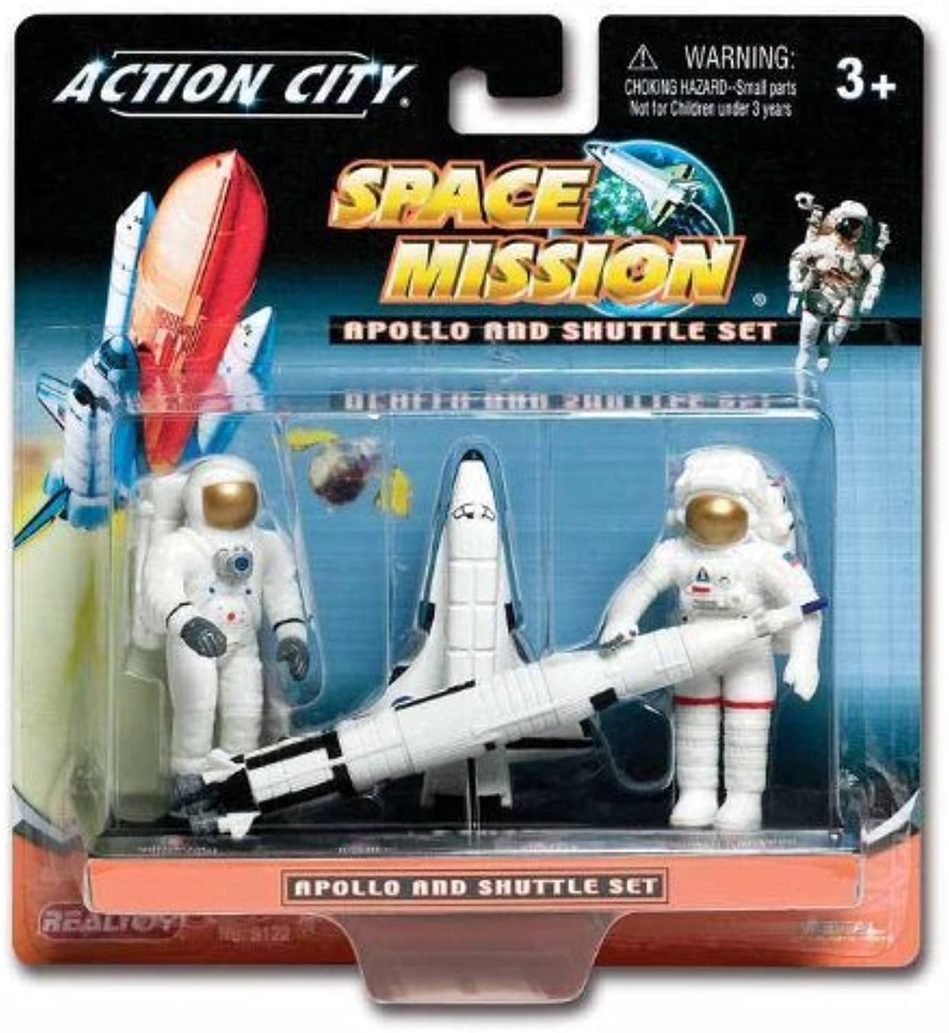 Space Shuttle And Astronaut Gift Pack by Realtoy