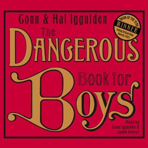 The Dangerous Book for Boys cover art