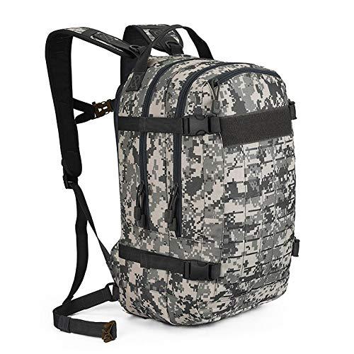 MJKAR Sac À Dos De Randonnée High Capacity Camping Hiking Backpack Bags Outdoor Rucksack Bag for Hunting Pack Other ACU