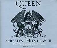 Platinum Collection by QUEEN (2011-07-05)