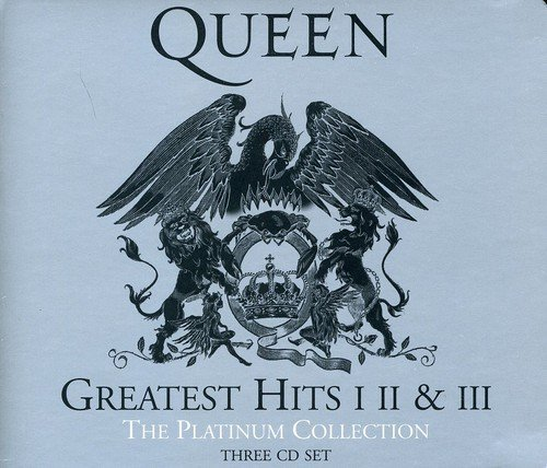 The Platinum Collection [2011 Remaster] by Queen (2011-07-05)