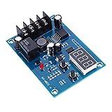 Protector de interruptor de alta calidad 12V-24V Módulo de control de almacenamiento de batería de litio Junta de protección cargador para interior para electricista con voltaje de entrada DC 10V-30V