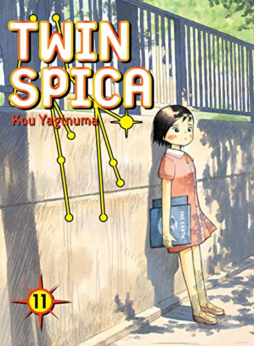 Twin Spica, Volume: 11 (English Edition)