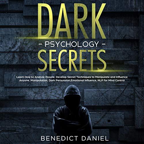 『Dark Psychology Secrets』のカバーアート