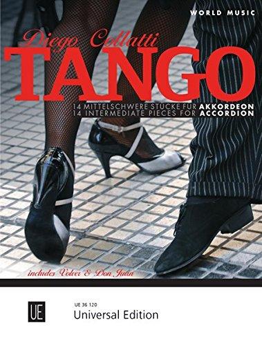 Tango Accordion für Akkordeon (World Music)