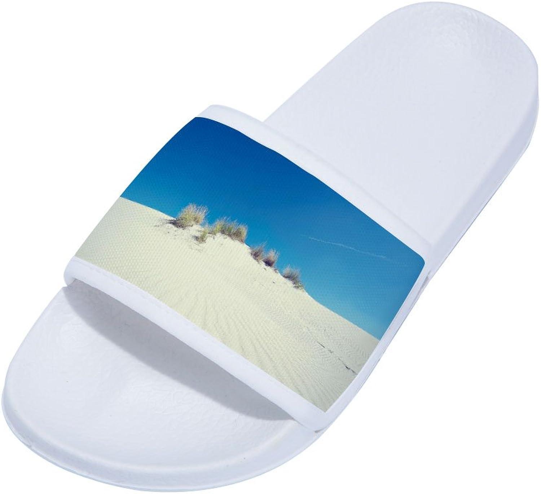 Buteri Desert Scenery Slippers Quick-Drying Non-Slip Slippers for Womens
