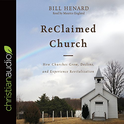 ReClaimed Church audiobook cover art