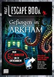 Pocket Escape Book: Gefangen in Arkham - Nicolas Trenti