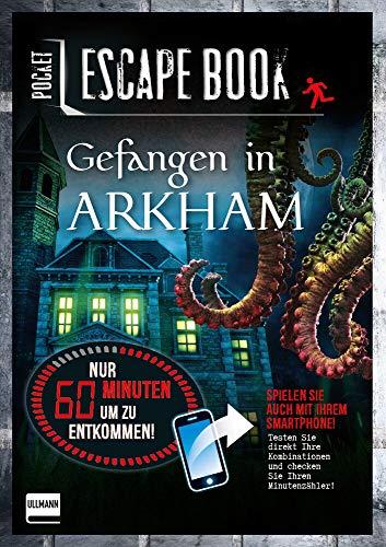 Pocket Escape Book: Gefangen in Arkham