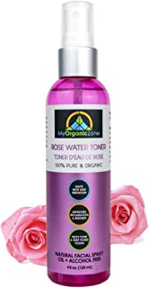 rose damascena water