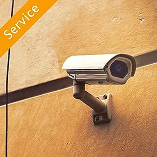 Dummy Surveillance Camera Installation