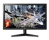 LG 24GL600F-B 59,94 cm (23,6 Zoll) Full HD Ultragear Gaming Monitor (TN-Panel mit 1ms (GtG), 144 Hz, FreeSync), schwarz