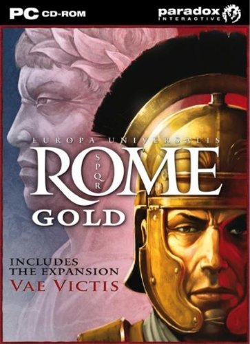 Europa Universalis Rome - Gold Edition [UK Import]
