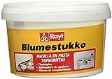 Rayt 305-11 Masilla en pasta. Repara y rellena todo tipo de grietas y desperfectos y alisa irregularidades, 1,5kg