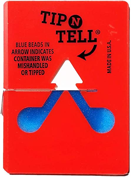 Tip N Tell Indicator Pack Of 100 Red
