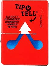Tip-N-Tell Indicator (Pack of 100) (Red)