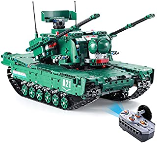 3663Pc DIY Small Particle Building Block Model Puzzle Assemble Toy for KV-2 Tank