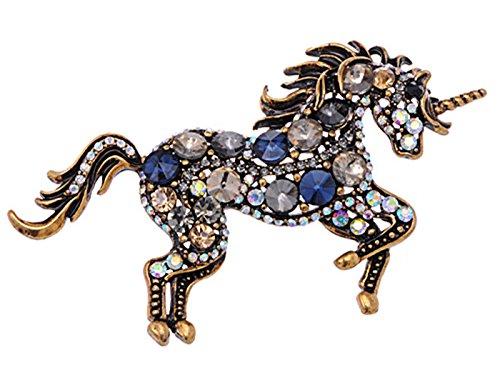 Brocha Unicornio  marca ALILANG