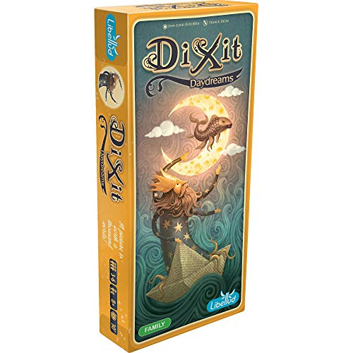 Libellud Expansion - Dixit Daydreams - ASMDIX07EN
