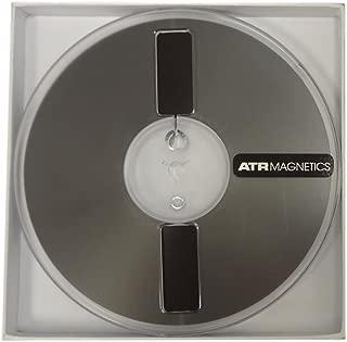 "Premium Analog Recording Tape by ATR Magnetics | 1/4"" Master Tape - Modern Classic Sound | 7"" Plastic Reel | 1250' of Analog Tape"
