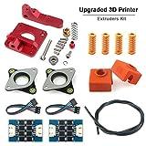 3D Drucker TL-Smoother Ender 3 Extruder Kit Upgrade Ersatz Aluminium MK8 Drive Feed Sock Tube...