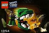 Lego Studios Dino Head Attack (1354)