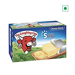 The Laughing Cow Cheese Block, 200gm