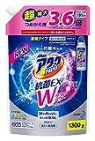 洗濯洗剤 詰替用 リフレッシュアクアの香り(微香性) 内容量:1300g 商品サイズ (幅×奥行×高さ) :20×12×30 液性:弱酸性 用途:綿・麻・合成繊維用 国内液体洗剤唯一、漂白剤配合