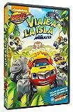Blaze Y Los Monster Machines 9: Viaje A La Isla De Los Animales [DVD]