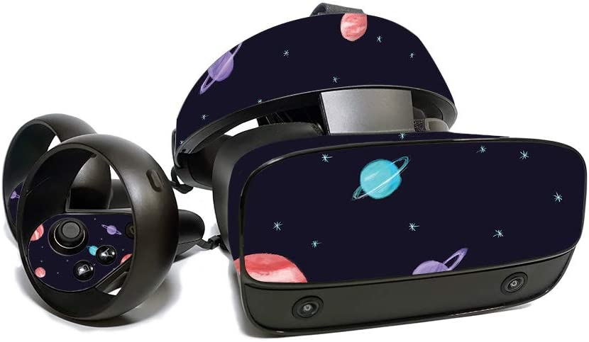 MightySkins Skin for Oculus Rift S - Bright Night Sky | Protective, Durable, and Unique Vinyl Decal wrap Cover | Easy to Apply, Remove, and Change Styles | Made in The USA