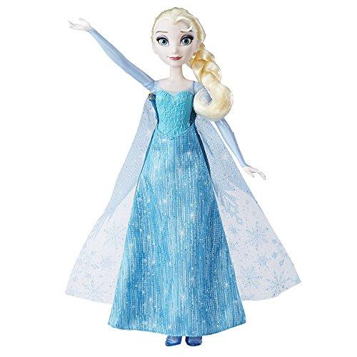Hasbro Disney Die Eiskönigin B9203EU4 - Elsas Zauberhafte Verwandlung Puppe