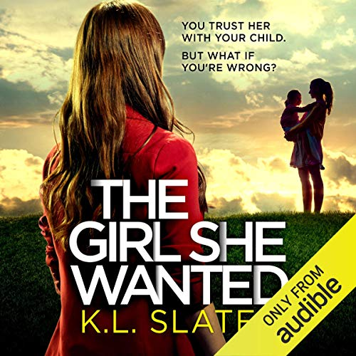 The Girl She Wanted cover art