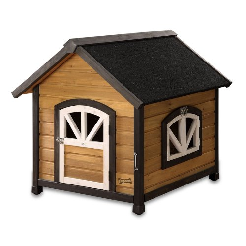 Pet Squeak Doggy Den Dog House, Medium