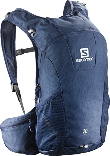 Salomon Trail 20 Running Backpack - AW16 - One - Navy Blue