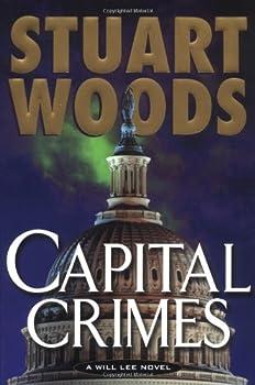 Hardcover Capital Crimes Book
