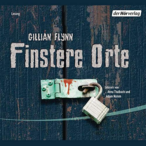 『Finstere Orte』のカバーアート