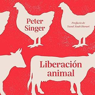 Couverture de Liberación animal [Animal Liberation]