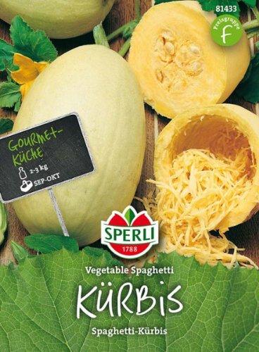 Sperli Kürbis Vegetable Spaghetti
