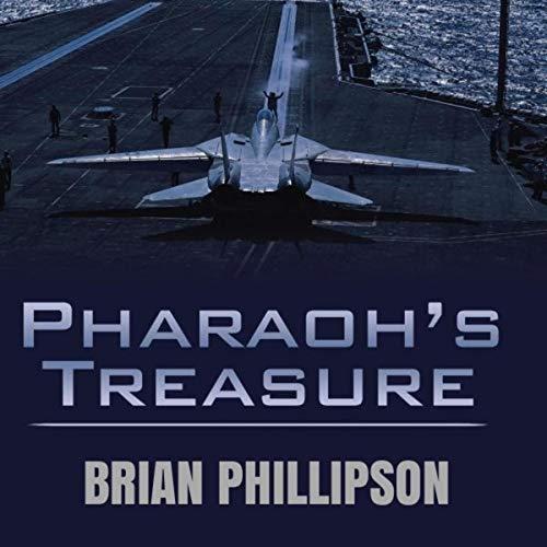 Pharaoh's Treasure audiobook cover art