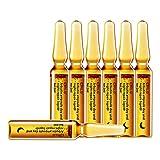 Hyaluronsäure Serum Vegan & Hochkonzentriert Serria 2ML/7PC /1BOX Niacinamid ölfreies Serum dunkle...