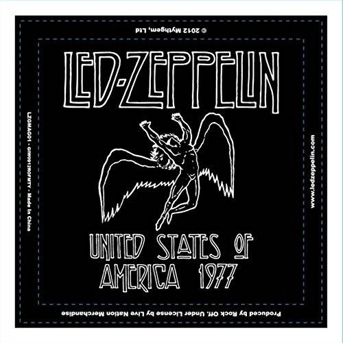 Led Zeppelin - in calamita - USA Tour 77