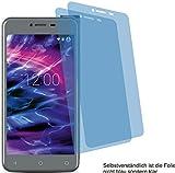 4ProTec I 2X Crystal Clear klar Schutzfolie für Medion Life E5008 Bildschirmschutzfolie Displayschutzfolie Schutzhülle Bildschirmschutz Bildschirmfolie Folie
