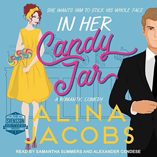 In Her Candy Jar cover art
