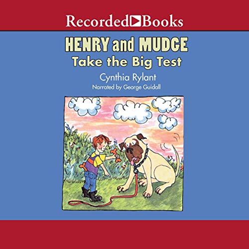 Couverture de Henry and Mudge Take the Big Test