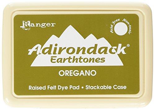 Ranger ASP-19053 Adirondack Earthtones Ink Pad, Oregano