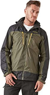 Regatta Men's Calderdale Ii Waterproof and Breathable Hooded Jacket