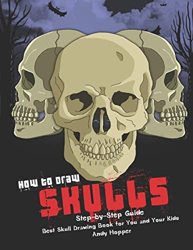 how to draw skulls book - 6
