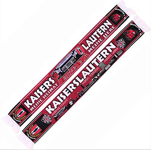 Generisch Kaiserslautern Schal, Kaiserslautern Seidenschal, Kaiserslautern Fan-Schal